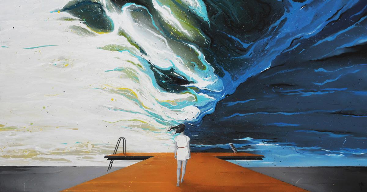Rsultats de recherche dimages pour storm art painting